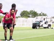 Quand un alligator s'invite à l'entraînement du Toronto FC