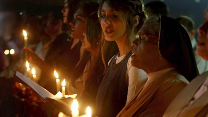 Kerkgangers krijgen CO-vergiftiging tijdens Franse paaswake