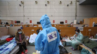 China stuurt ondanks bezorgdheden zeven cruiseschepen naar Wuhan om gezondheidswerkers te huisvesten