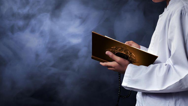 Volgens de Koran zijn djinns geschapen uit rookloos vuur. Beeld Thinkstock