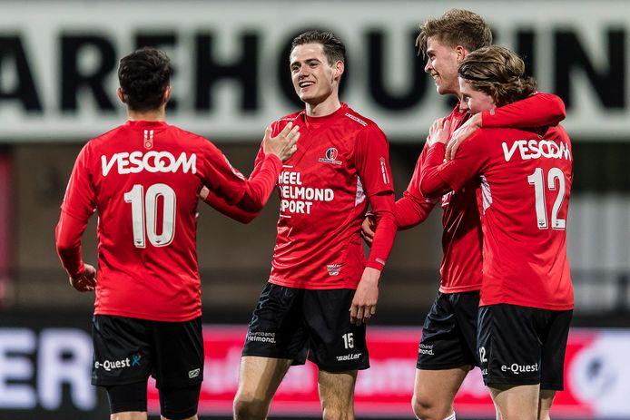 Sander Vereijken heeft zijn contract tot medio....