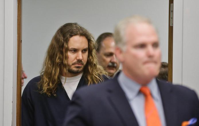 Tim Lambesis na zijn veroordeling