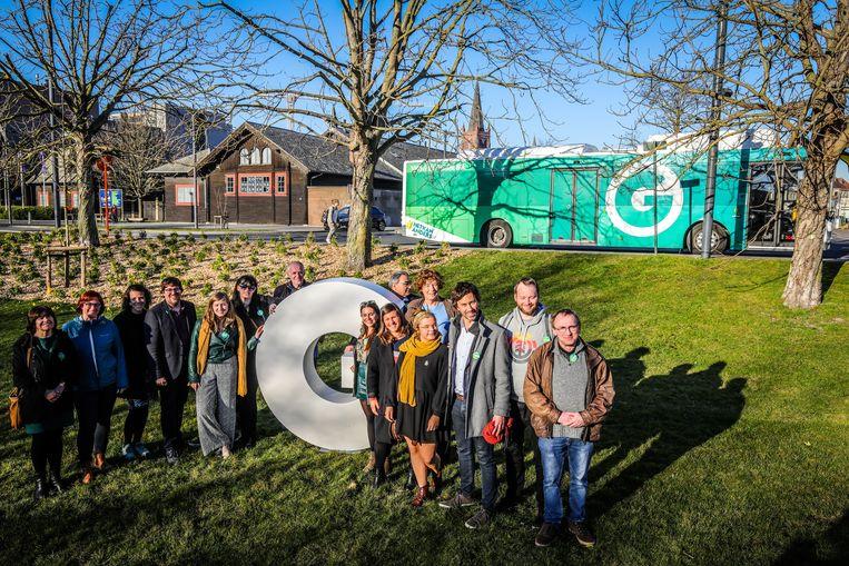 Groen begint in Oostende aan haar nationale campagne