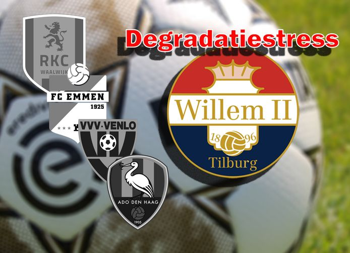 Degradatiestress: Willem II.