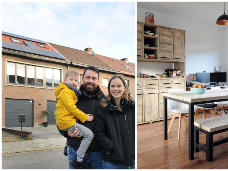 Vincent (36) en Bianca (34) kochten in 2011 voor 179.000 euro een bel-etagewoning en renoveerden ze voor 45.000 euro. Hoeveel is ze vandaag waard?