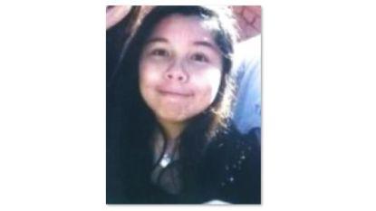 Angelina (16) al drie weken vermist