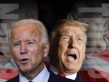 Hoeveel procent Trump of Biden ben jij? Doe de test