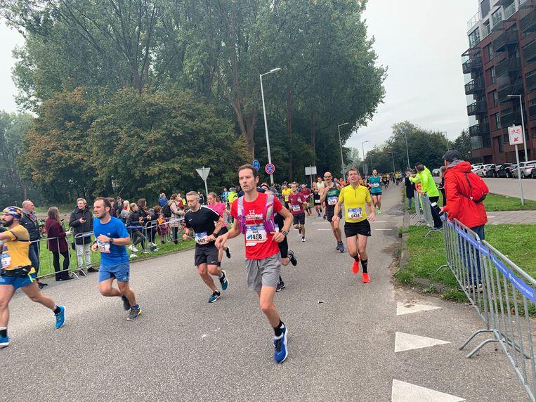 Marathon Amsterdam 2019 Beeld Raounak Khaddari