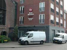 Dode gevonden in Best Western Hotel in Gouda