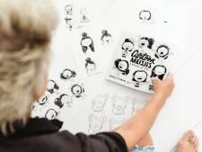 Duizenden mensen leren tekenen van Karin uit Den Ham, en het zijn bijna allemaal vrouwen