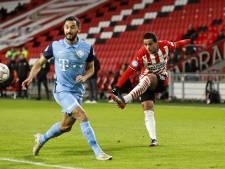 Opgeleefde Ihattaren helpt PSV aan zwaarbevochten zege op FC Utrecht