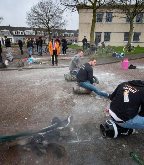 Kampen heeft carbidschietlijst al klaar: drie schietplekken minder