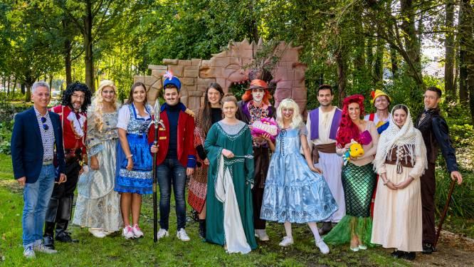 3de sprookjestocht in Landen krijgt meer dan 1000 bezoekers op de been