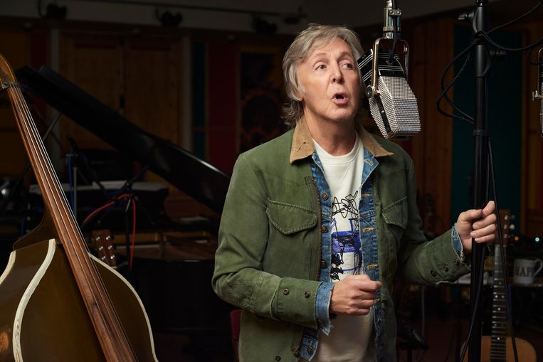 Paul McCartney Beeld Humo