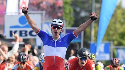 Démare doet één plaats beter dan vorig jaar en volgt Boonen op in Brussels Cycling Classic
