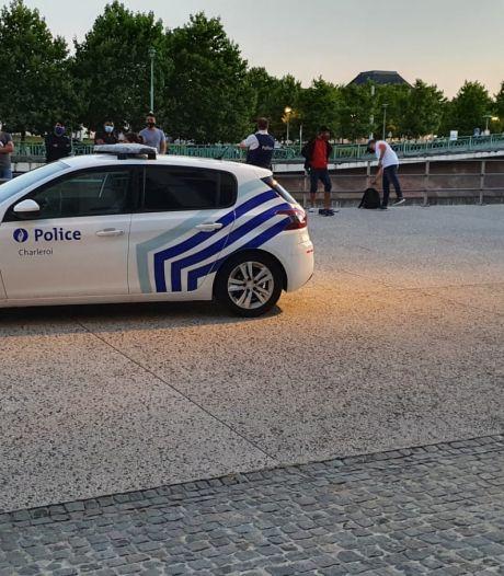 Drogue et argent saisis, séjours illégaux... Les arrestations s'enchaînent à Charleroi