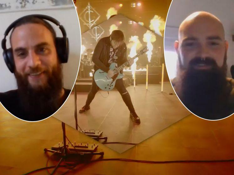 """Antwerpse metalband palmt Kinepolis in met bijzondere concertfilm: """"Benieuwd hoe hard iedereen zich gaat kunnen inhouden met headbangen en twerken"""""""