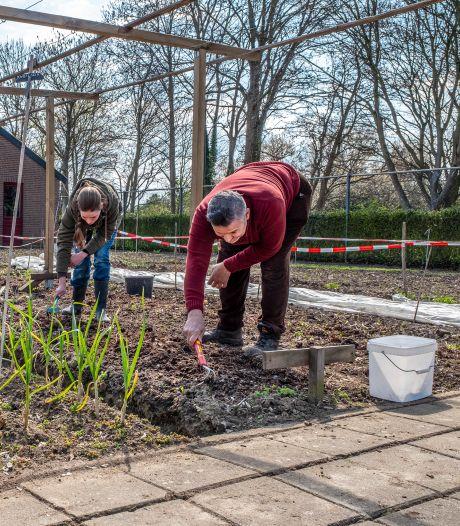 Meer handen de grond in bij Verdeliet in Cuijk: 'Iemand komt als een eenzaam poppetje binnen'