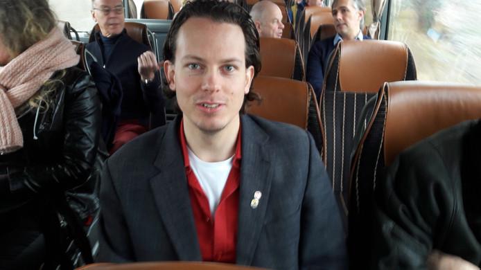 Ralph van Hertum, PvdA-statenlid.