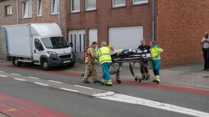 Dakwerker zwaargewond na val