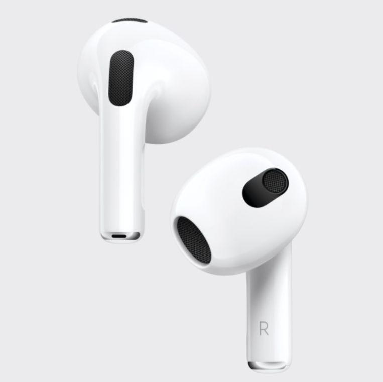 AirPods 3e generatie Beeld Apple