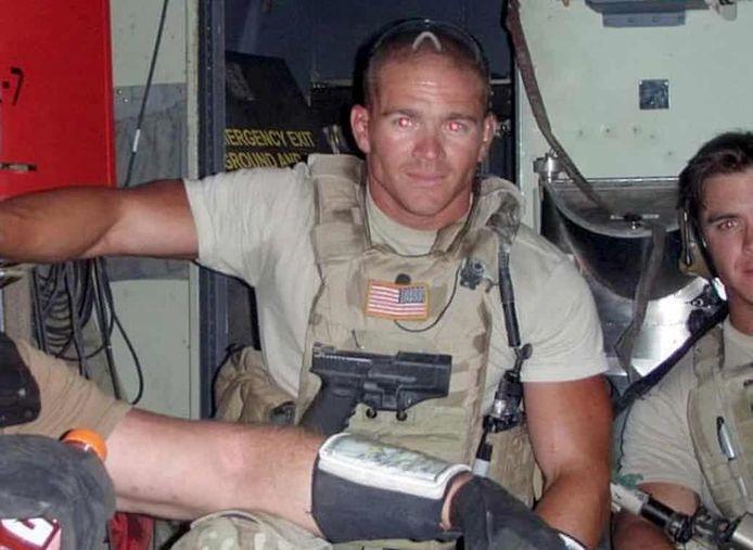 Jordan Goudreau, eigenaar van het Amerikaanse beveiligingsbedrijf Silvercorp