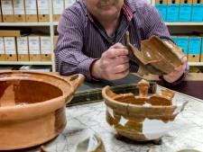 Archeologiedagen in Meierijstad met koken zoals dat vroeger ging