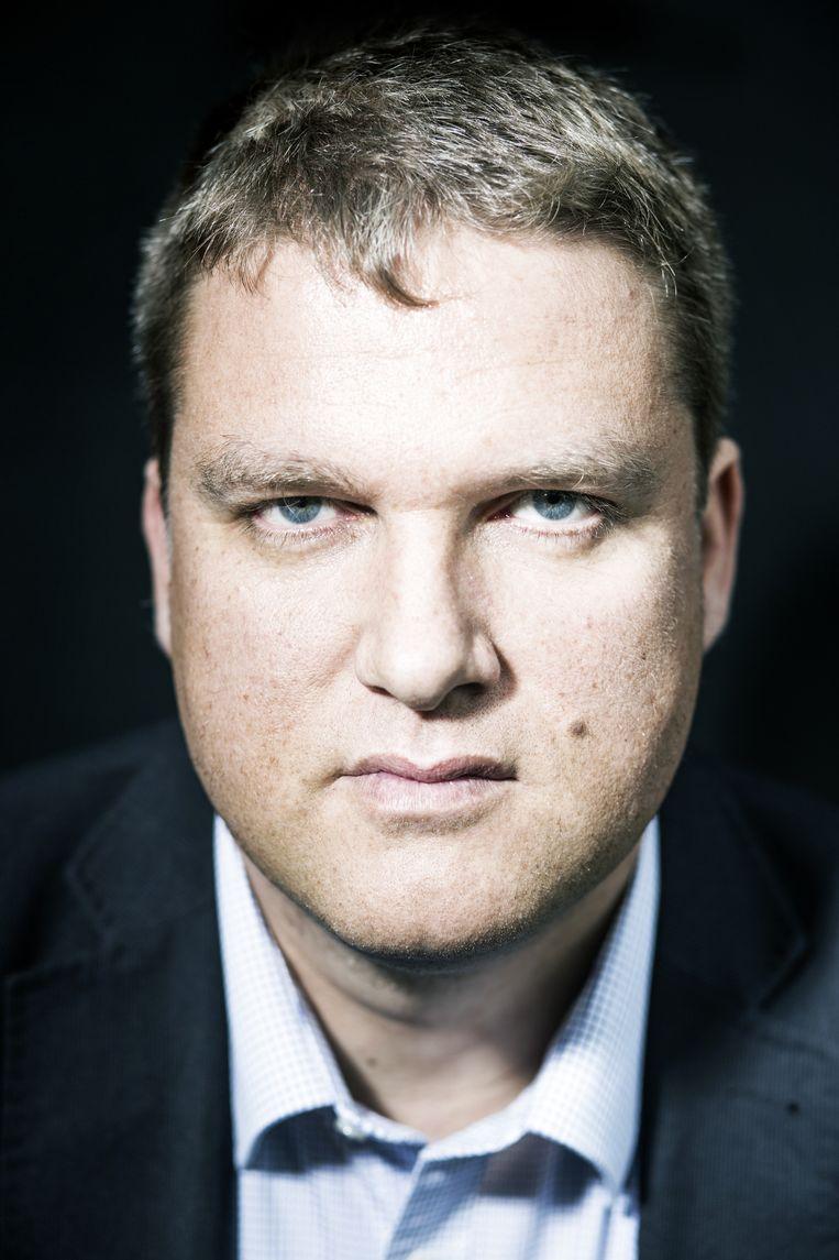 Ivan Van de Cloot. Beeld rv