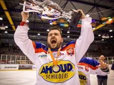 Nijmeegse ijshockeytopper Levi Houkes (29) stopt per direct