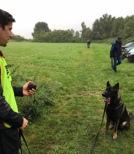 Vijftien honden op oefendag van PHV Aalburg