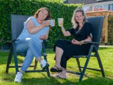 Buren Floor en Anita leerden elkaar kennen in Ikea en zijn nu dikke vriendinnen: 'Onze kinderen wilden zelfs trouwen'
