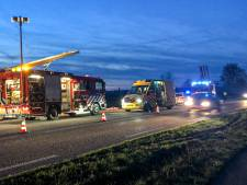 Mogelijk opzettelijke aanrijding bij Doesburg: vier gewonden, veroorzaker gevlucht