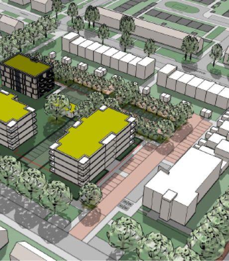 Plan voor woningbouw op plek Koloszaal: ook appartementen voor starters