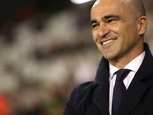 """Roberto Martinez fait le bilan: """"La France méritait sa victoire, il n'y a rien à dire"""""""