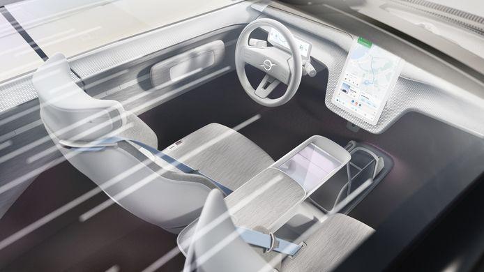 Volvo Concept Recharge.