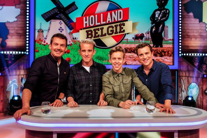 Holland-België.