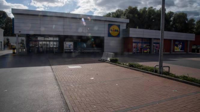 Ook klanten Wetteren staan voor gesloten deuren bij Lidl