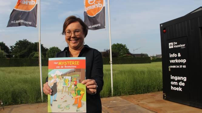 Stripverhaal zet nieuw woonpark De Hazelaar in de kijker
