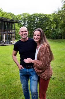 Theo en Annelies hebben een tuin van 54.000 m²: 'Soms zie je sleepsporen van dassen, geweldig'