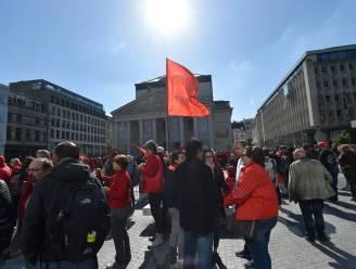 ABVV gaat actievoeren tegen loonnormwet en kondigt nationale betoging aan