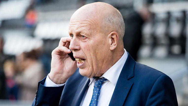 Jan Smit, oud-voorzitter van Heracles. Beeld ANP