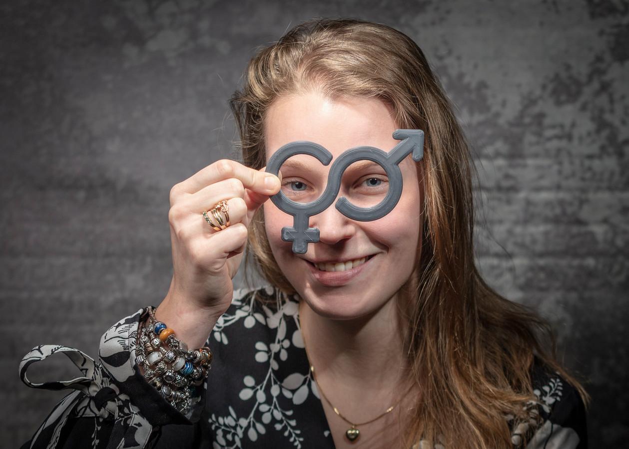 Aranka Ballering, wetenschapper genderstudies.