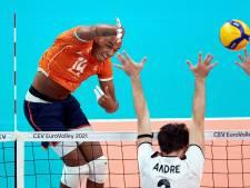 Volleyballers op WK in Siberië tegen Argentinië, Egypte en Iran