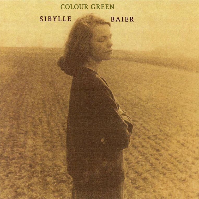Colour Green van Sibylle Baier. Beeld