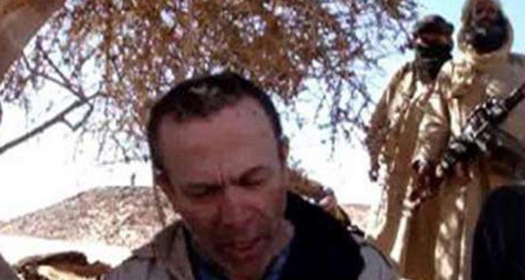 Edwin Dyer werd in januari ontvoerd. Beeld UNKNOWN