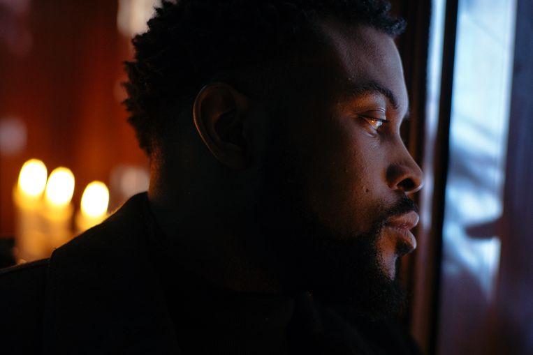 Damso is een van de uitblinkers op de soundtrack van 'Tueurs'. Beeld rv