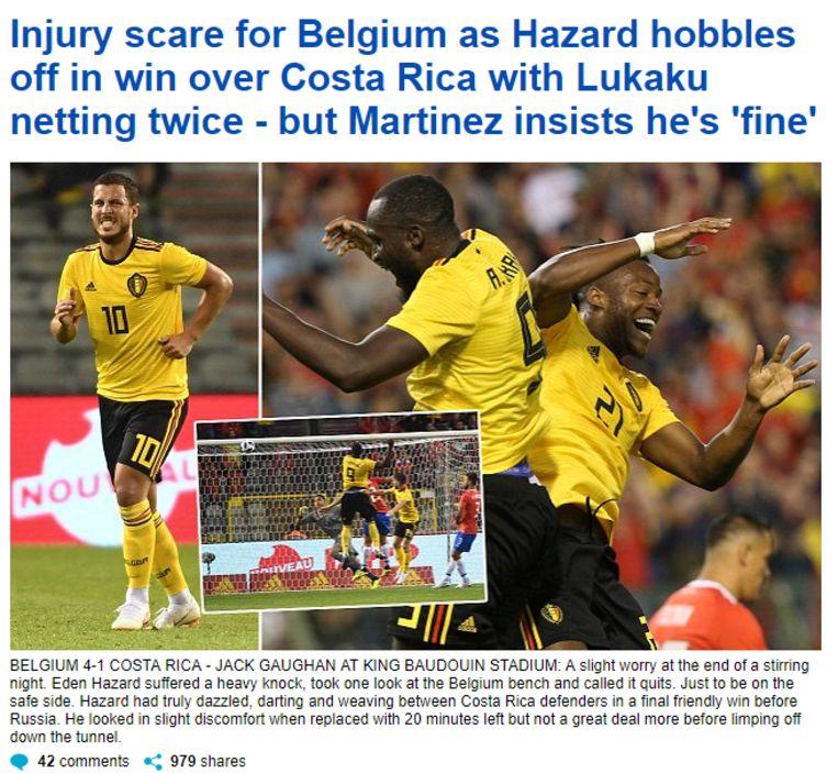 Daily Mail. Beeld rv
