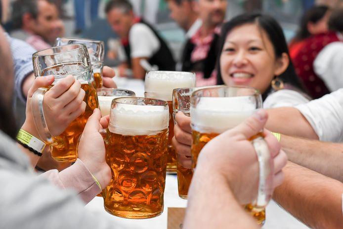De waarde van biervaten die al vervallen zijn of hun houdbaarheidsdatum naderen, loopt in Duitsland op tot in de miljoenen euro's.