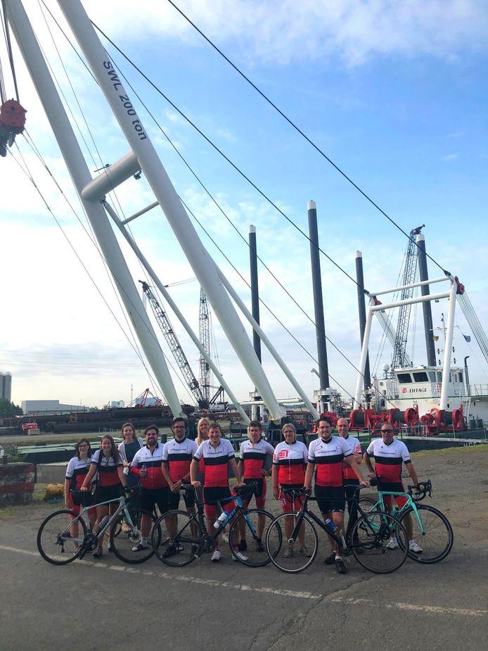 Meer dan 13.500 werknemers fietsten mee van en naar hun werk voor de #ikfietsnaarhetwerk-campagne van Cyclis.