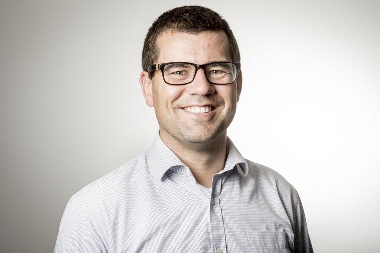 Sander Loones. Beeld RV